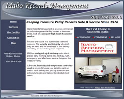 Idaho Records Management