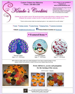 Kimbo's Cookies